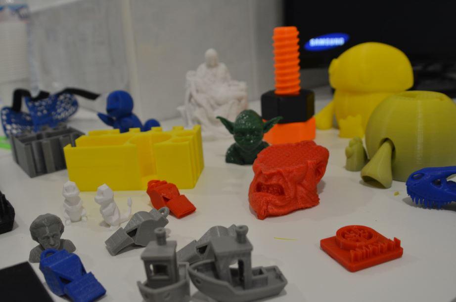 Figuras de impresión 3D